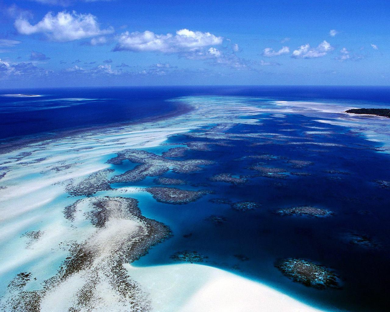 Картинки синее море - e
