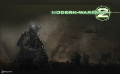 Скачать игровые Call of Duty: Modern Warfare 2 / 1280x800