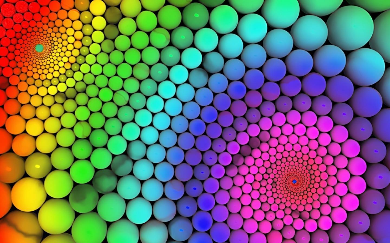 Картинки разноцветные