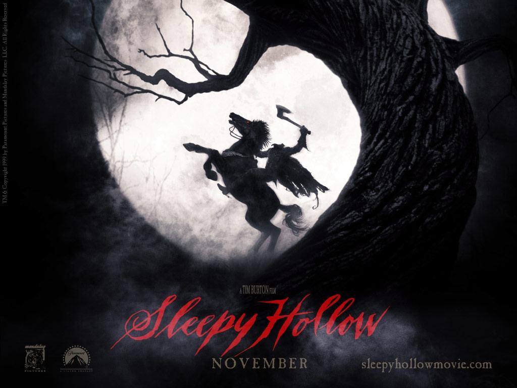 Обои Sleepy Hollow 1024x768