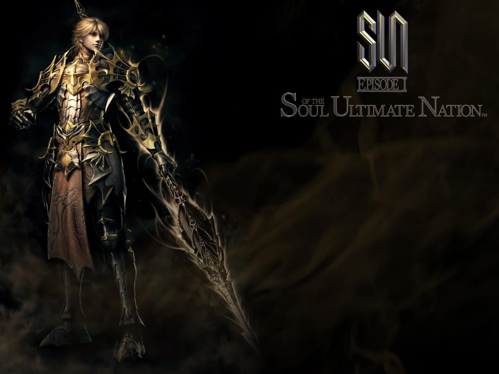 Обои Soul of the Ultimate Nation 1600x1200