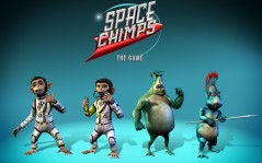 Space Chimps / 1280x1024