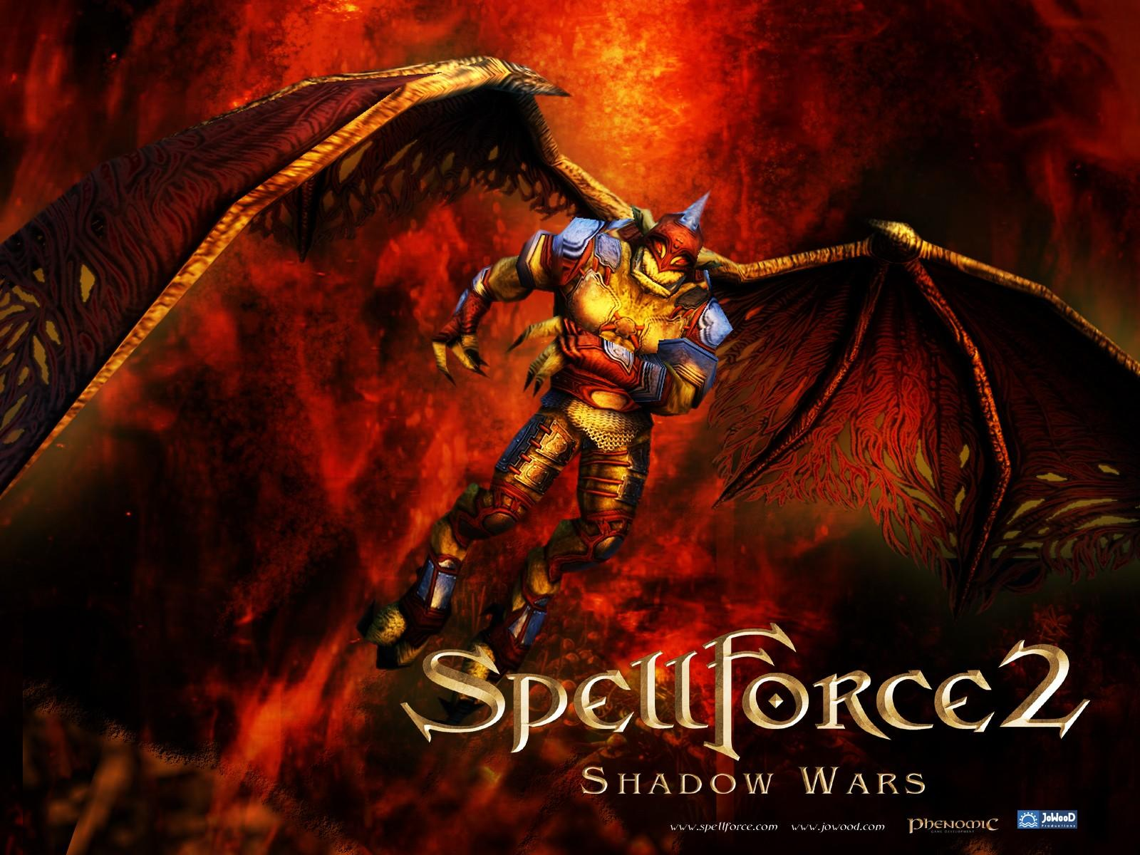 Обои SpellForce 2 1600x1200