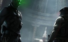 Splinter Cell Conviction на задании / 1600x1200