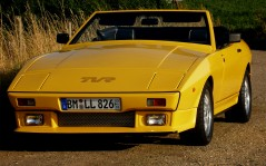 Sport car TVR old / 1600x1200