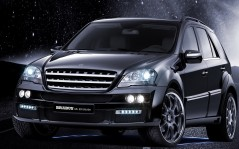 Star Brabus ML 63 Biturbo / 1600x1200