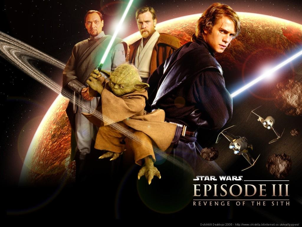 Обои Star Wars: Episode III - Revenge of the Sith 1024x768