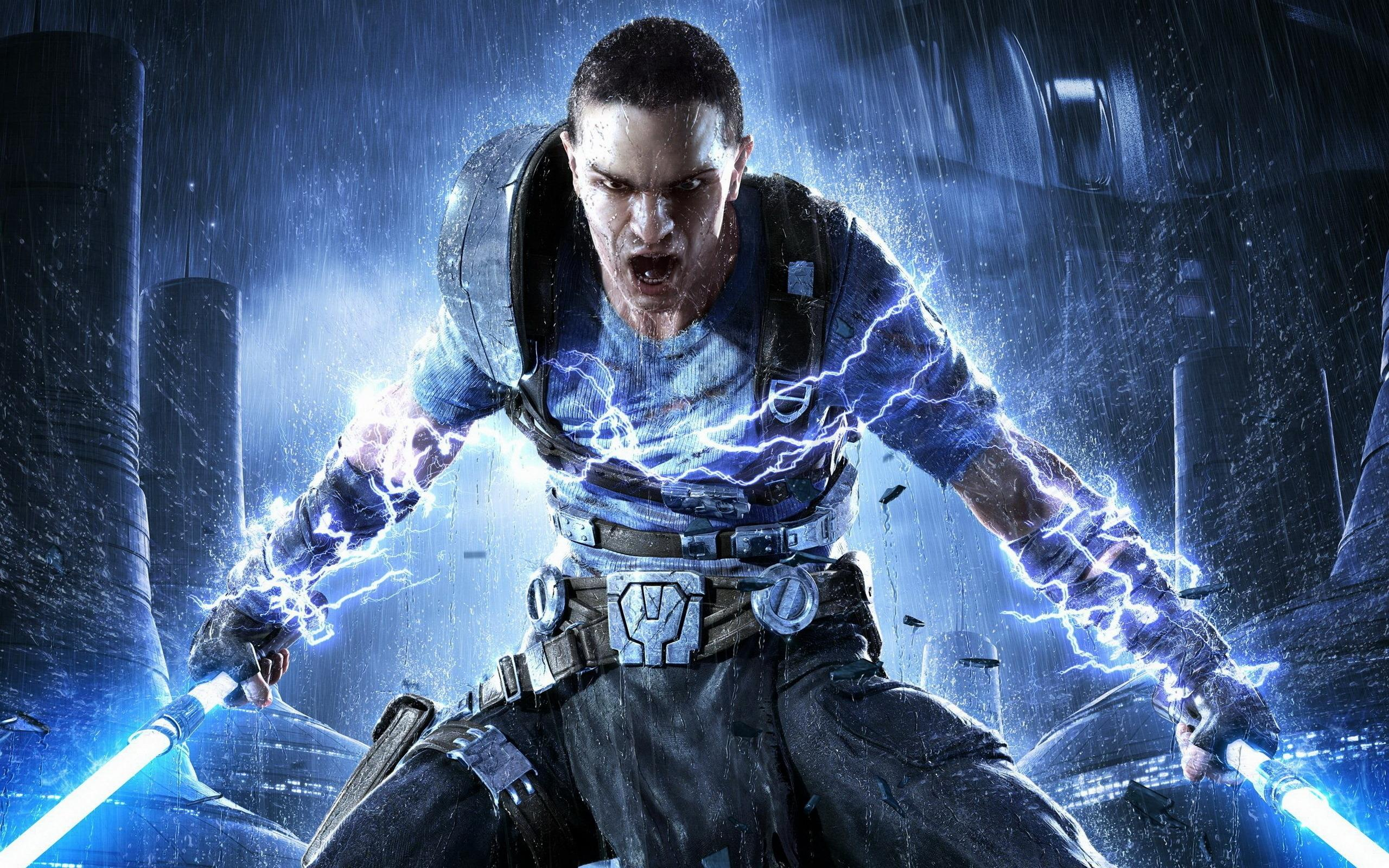 Обои Star Wars Force Unleashed 2560x1600