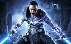 Star Wars Force Unleashed / 2560x1600