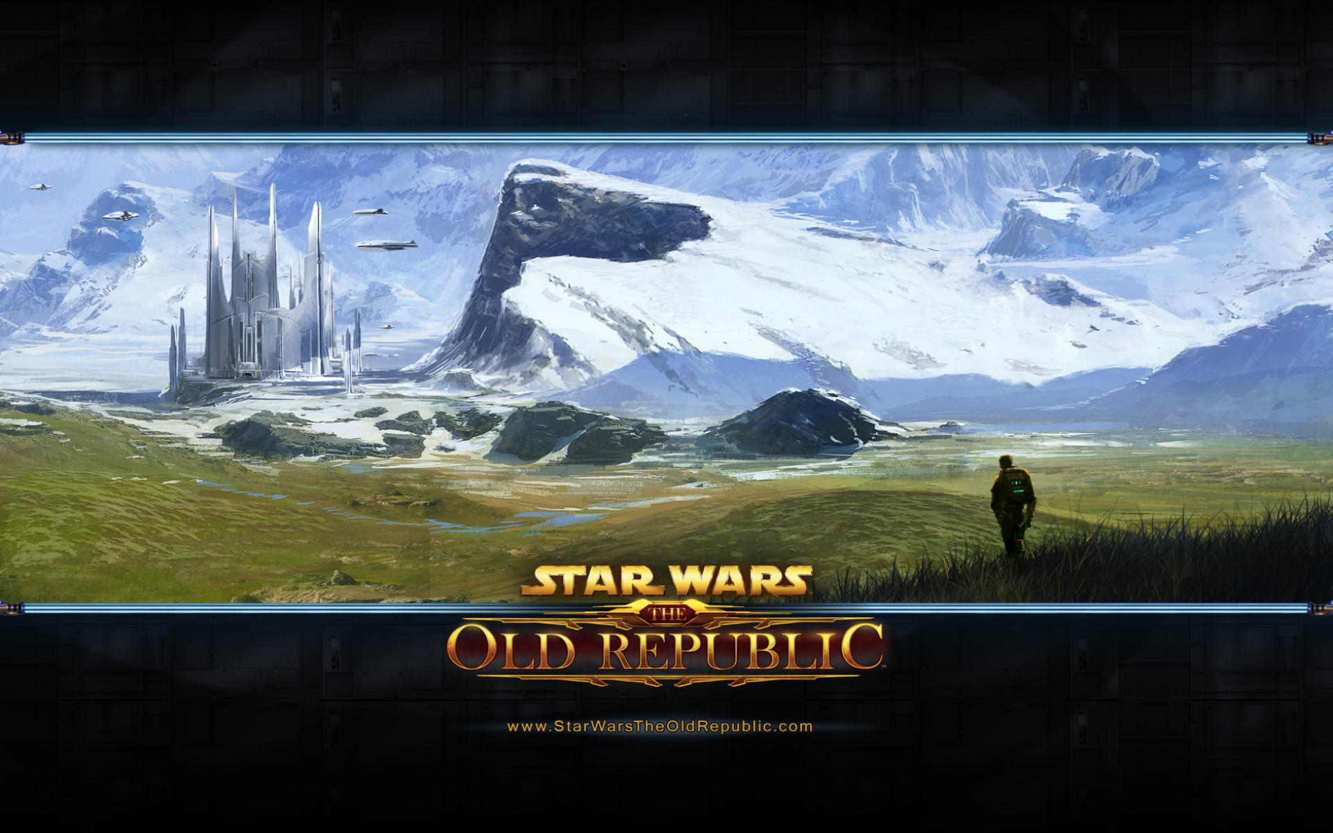 Обои Star Wars Old Republic, игровые 1920x1200