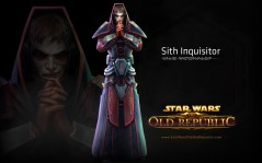 Star Wars Old Republic - Sith Inquisitir, из игры 1920 / 1920x1200