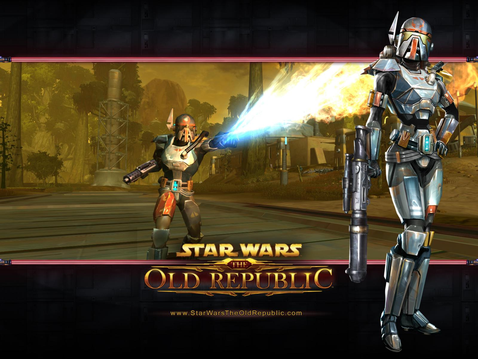 ���� Star Wars Old Republic wallpapers 1600x1200