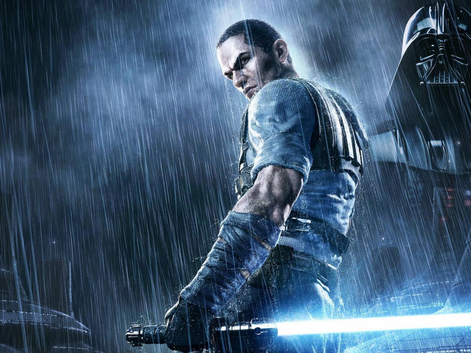 Обои Star Wars: The Force Unleashed 2 1600x1200