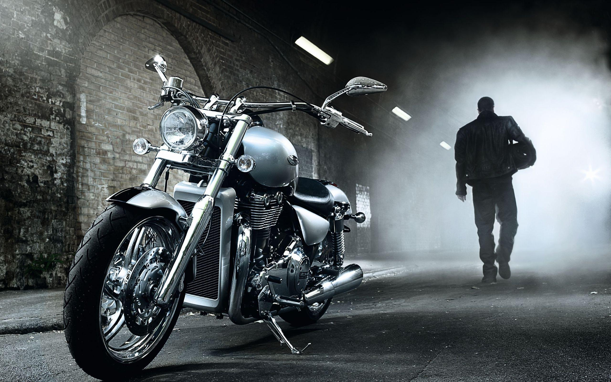 Обои . Мотоциклы foto 19