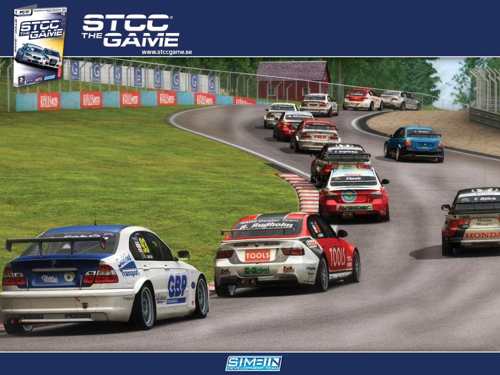 Обои STCC: The Game 1600x1200