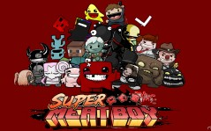 Super Meat Boy / 1680x1050