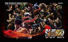 SUPER Street fighter 4 / 1280x1024