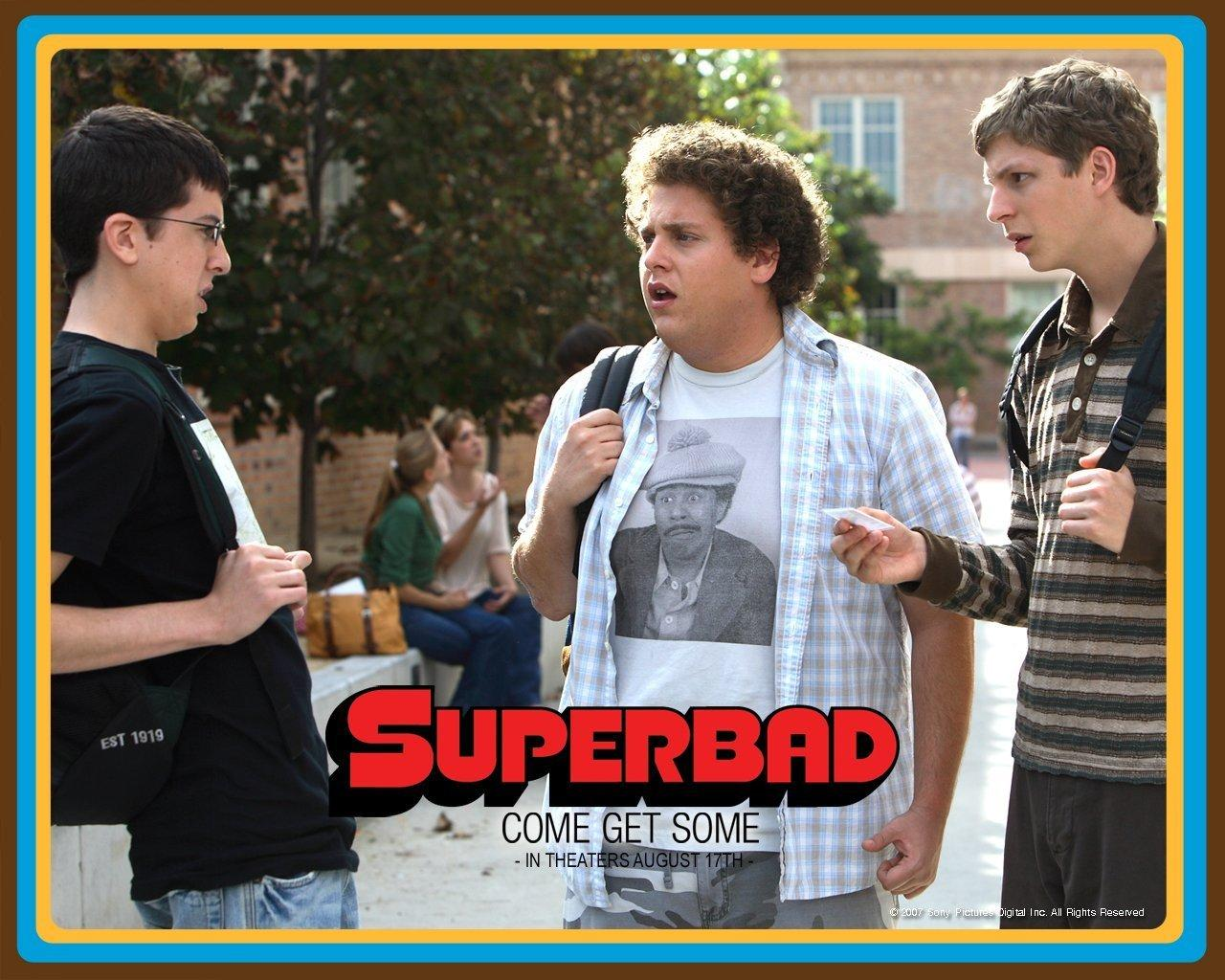 Обои Superbad, Super Bad 1280x1024