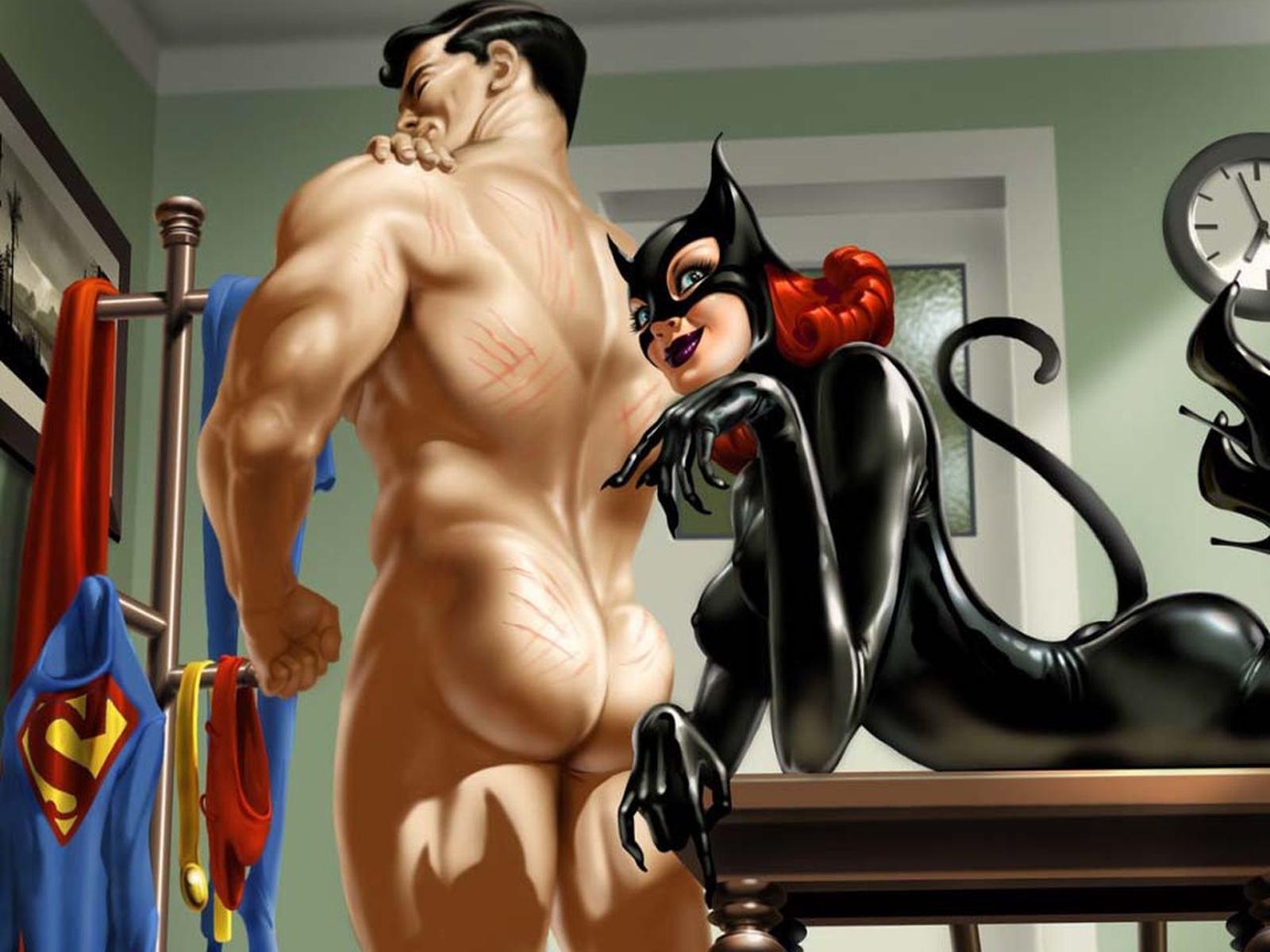 Catwoman xxx hd wallpaper sex clip
