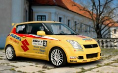 Suzuki Swift / 1600x1200