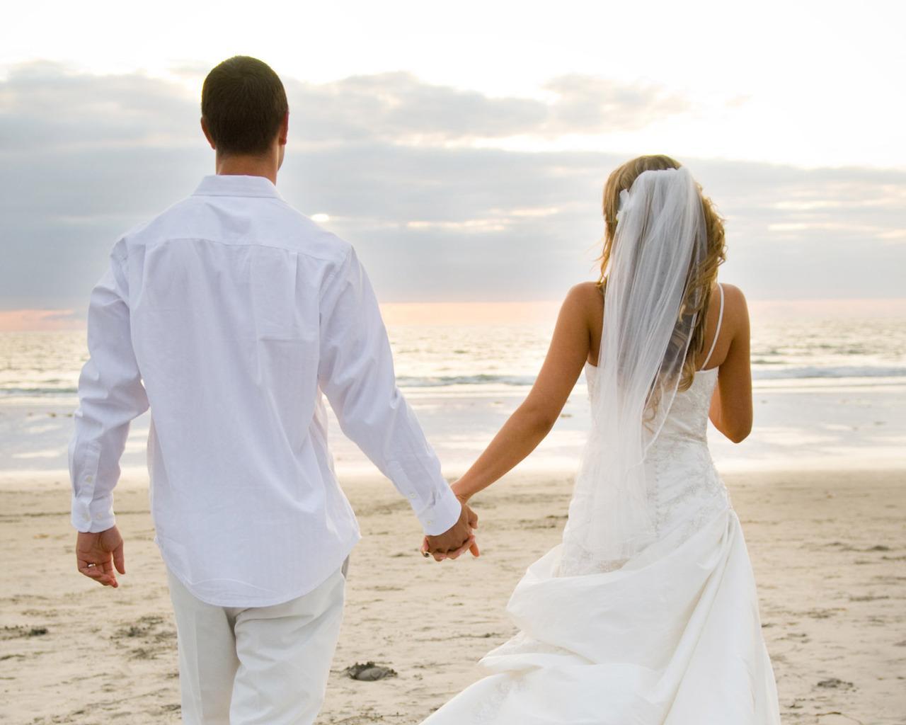 Свадьба нарисованная