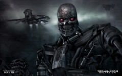 Terminator Salvation The Future Begins / 1600x1200