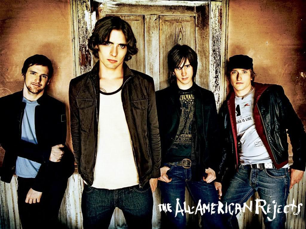 Обои The All-American Rejects 1024x768