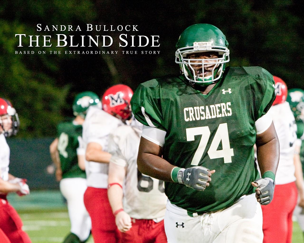 Обои The Blind Side 1280x1024