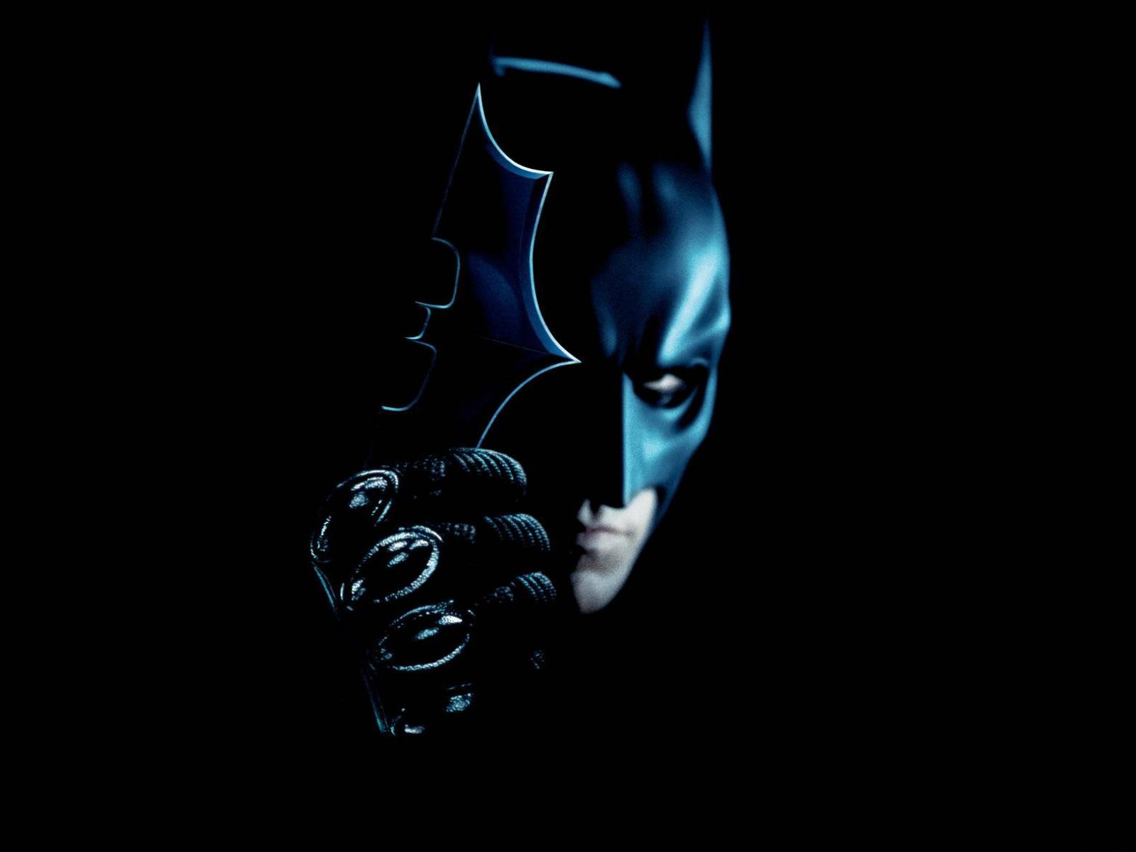 Обои The dark knight 1600x1200