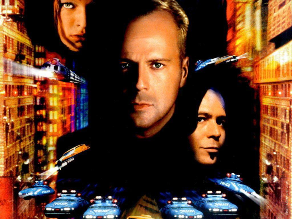 Обои The Fifth Element 1024x768