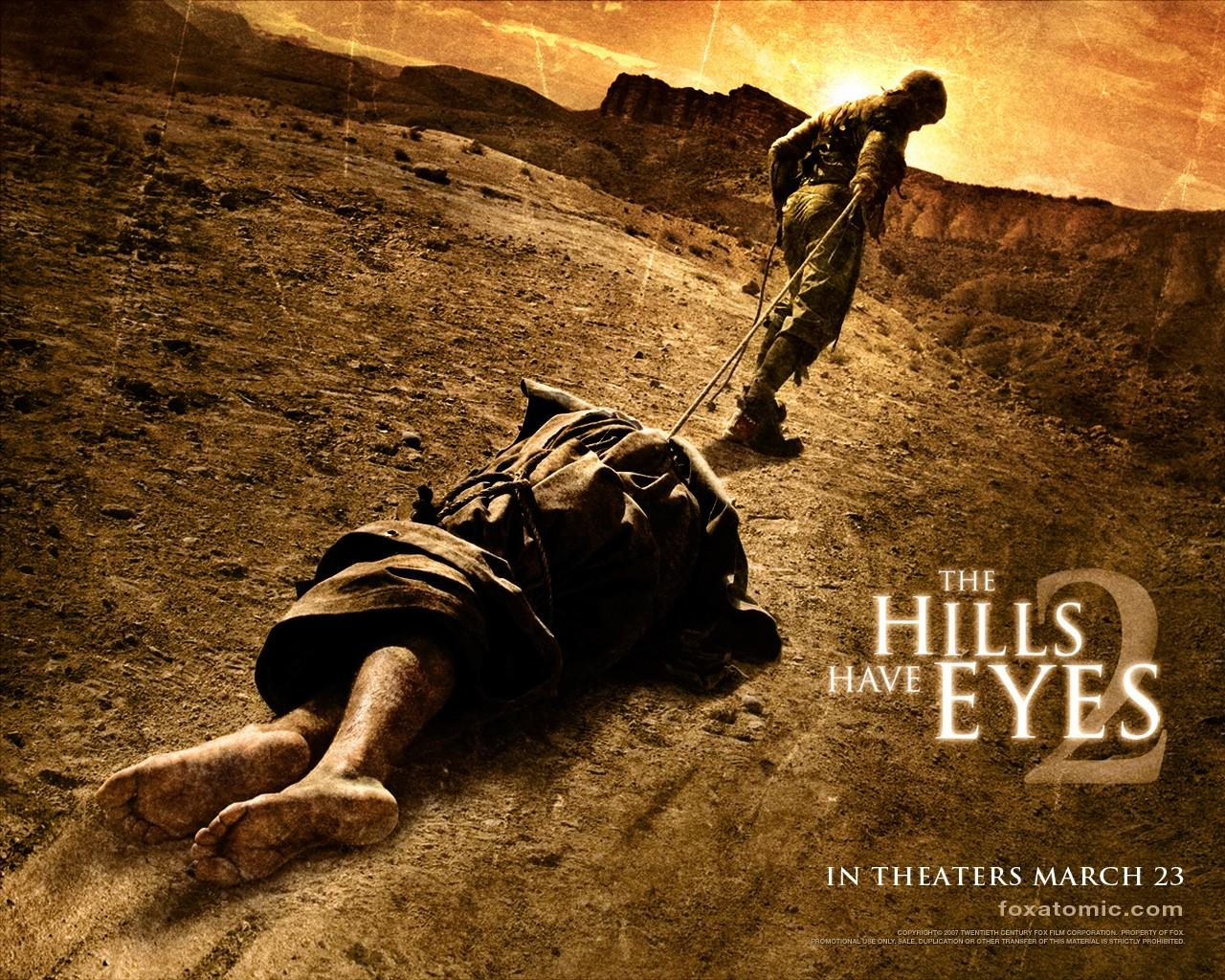 Обои The Hills Have Eyes 2 1280x1024