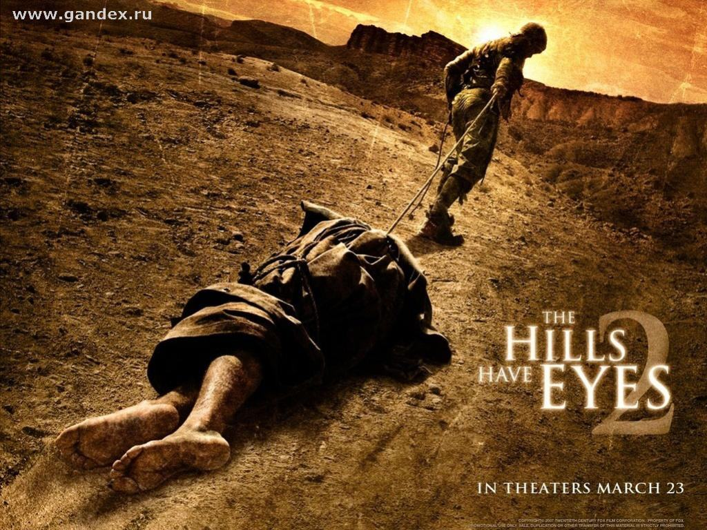 ���� The hills have eyes 2 - �� ������� ���� - ����� � ������ ���� ����� 1024x768