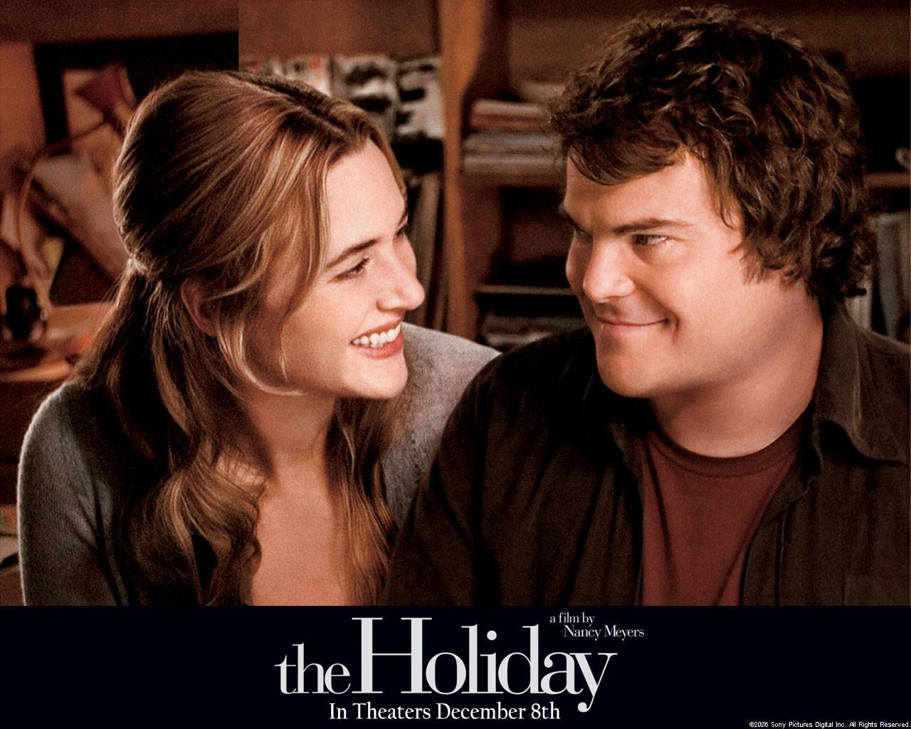 Обои The Holiday 1280x1024