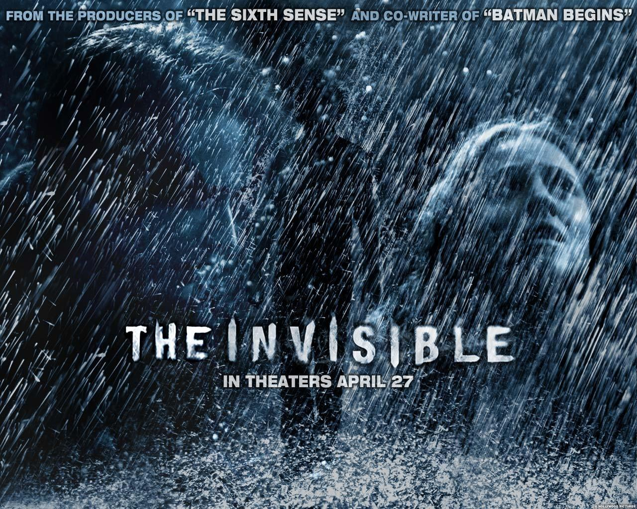 Обои The Invisible 1280x1024