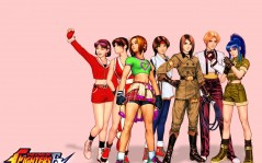 The King of Fighters Neowave / 1024x768