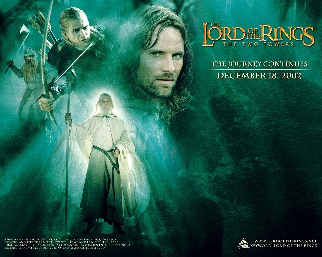 Обои The Lord of the Rings: The Return of the King 1280x1024