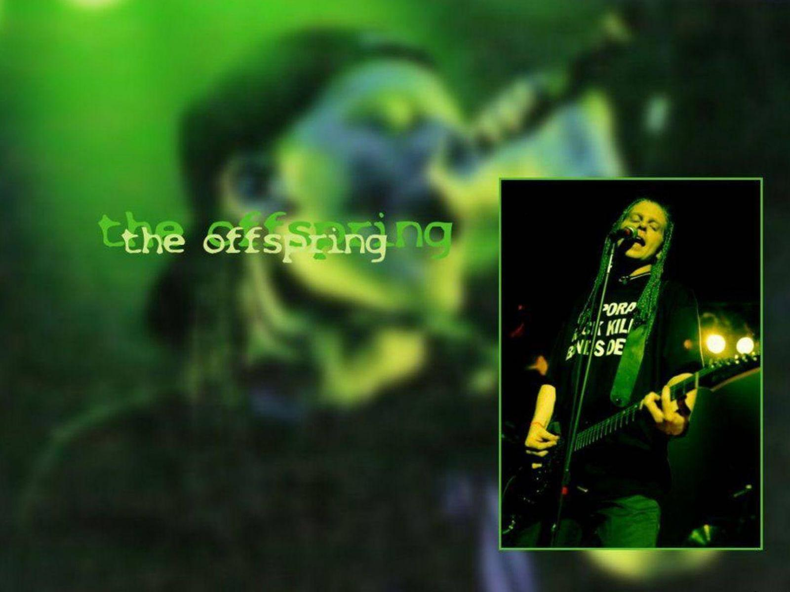 Обои The Offspring 1600x1200