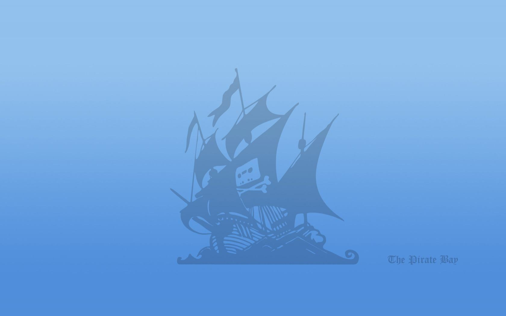 Обои The Pirate Bay 1680x1050
