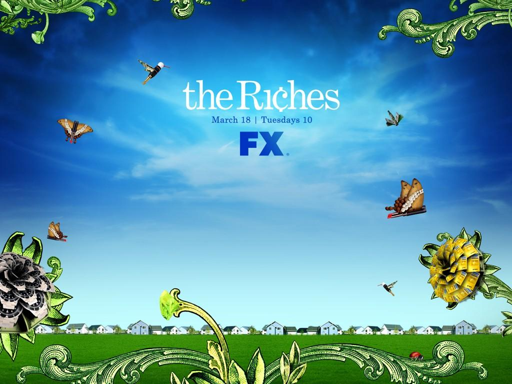 ���� The Riches 1024x768