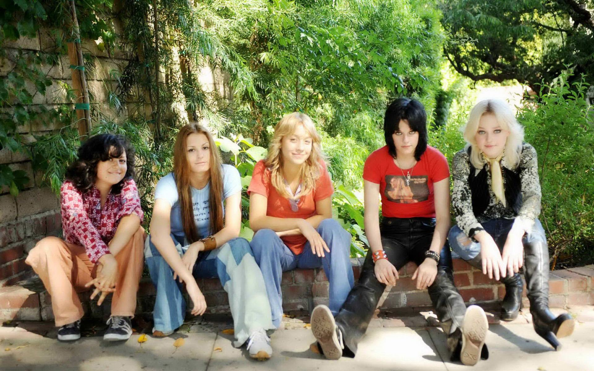 Обои The Runaways 1920x1200