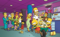 The Simpsons / 1024x768