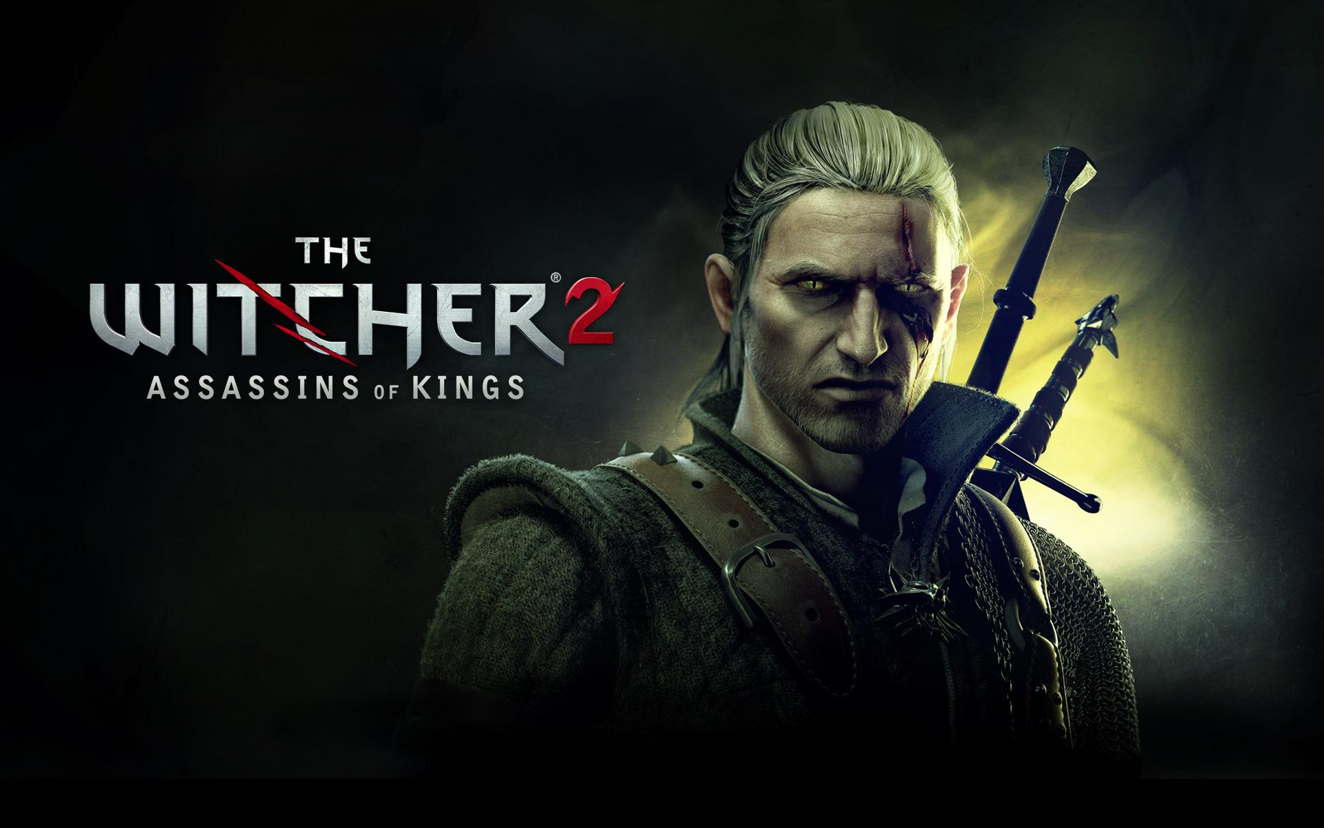 Обои The Witcher 2: Assassins of Kings 1920x1200