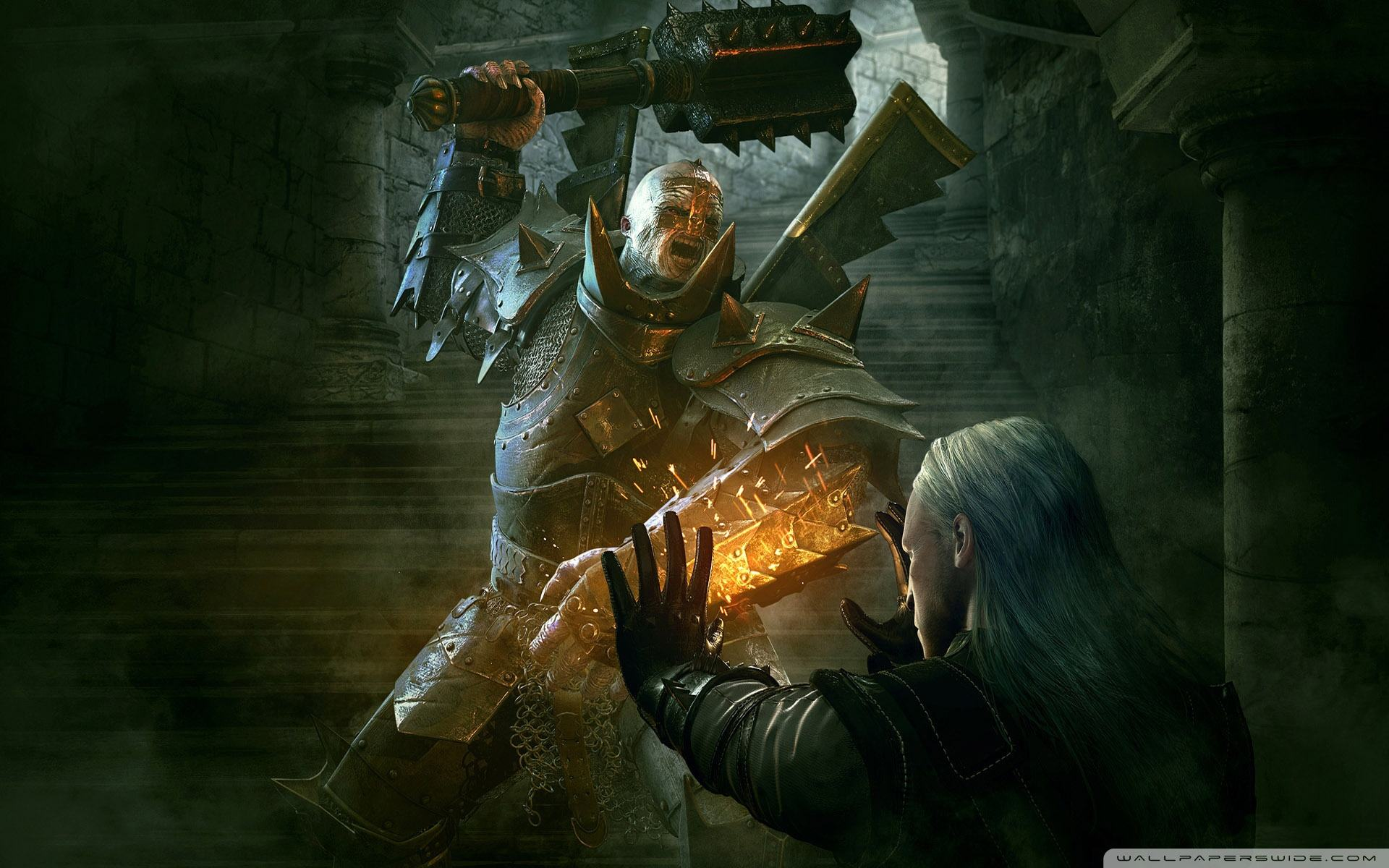 ���� The Witcher, ���� ����� 1920x1200