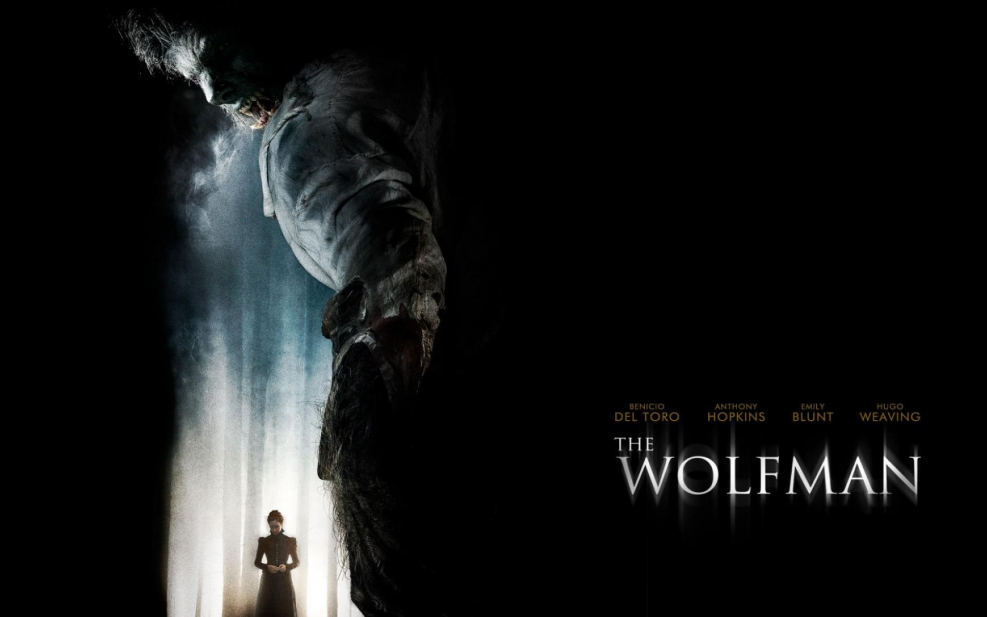 ���� The Wolfman 1920x1200