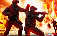 Tom Clancy's Rainbow Six: Vegas / 1280x1024
