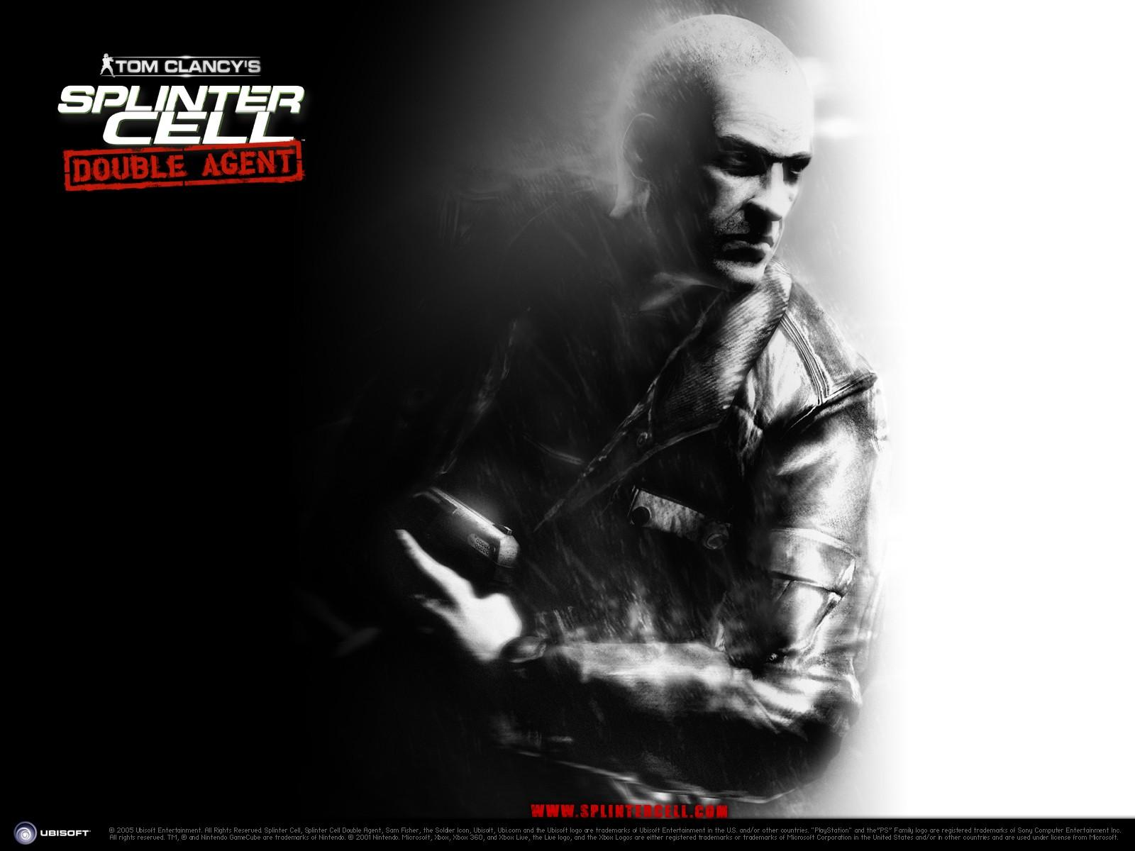 Обои Tom Clancy's Splinter Cell: Double Agent 1600x1200
