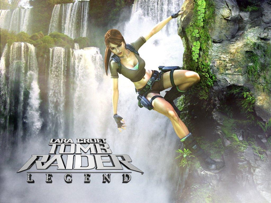 Обои Tomb Raider: Legend 1024x768