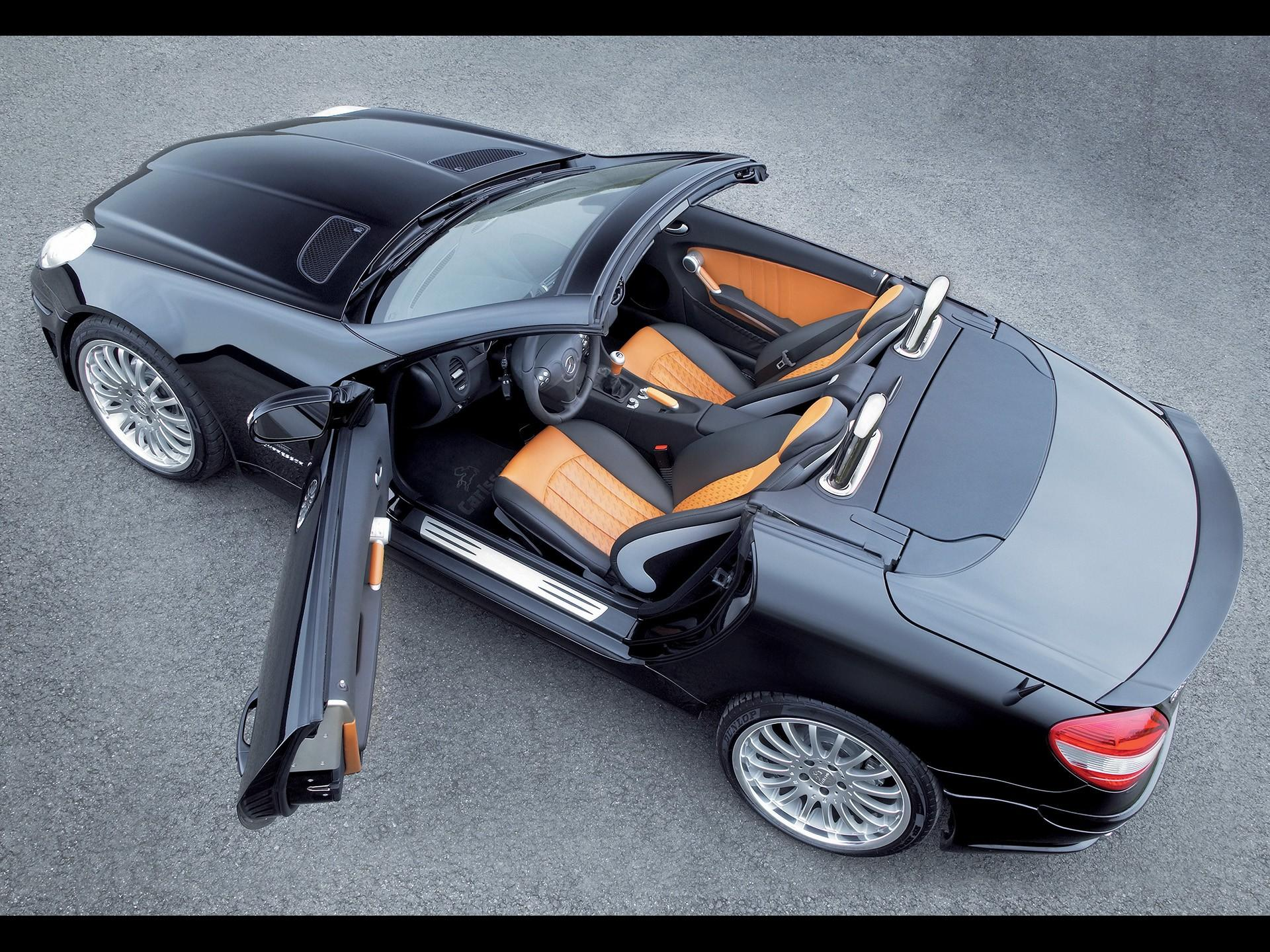 Обои Top Mercedes-Benz SLK 350 1920x1440
