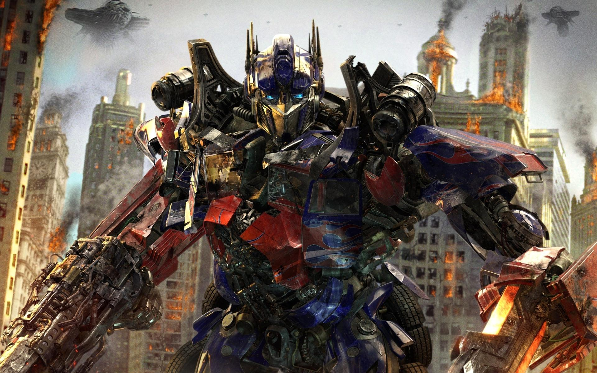 Обои Transformers 3, dark of the moon 1920x1200