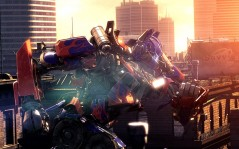 Transformers The Game / 1280x1024
